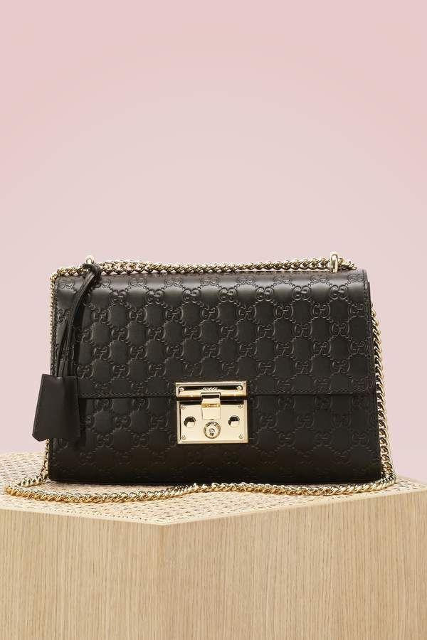 c032541c3a3 Padlock Gucci Signature Shoulder Bag  gucci  ShopStyle  MyShopStyle click  link for more information