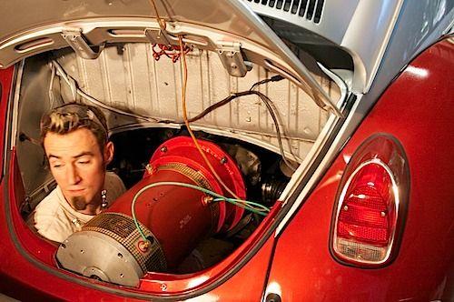 DIY Electric Car Forums