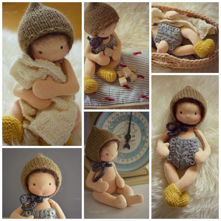 Bildergebnis für waldorf doll free patterns