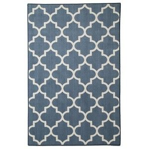 Target area rug Blue 5x7 $71.99 plus 10%off code!