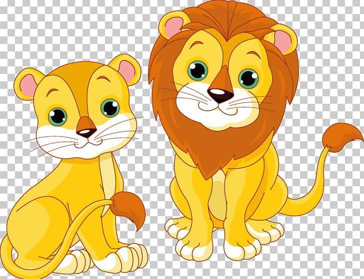 Lion Illustration Graphics Png Clipart Animals Art Big Cats Can Stock Photo Carnivoran Free Png Download Lion Illustration Illustration Png
