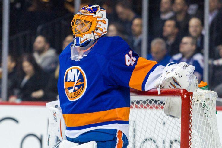 Islanders waive goaltender Jaroslav Halak = The New York Islanders unusual season continued Friday, as the team placed goaltender Jaroslav Halak on waivers. Halak's season began with…..