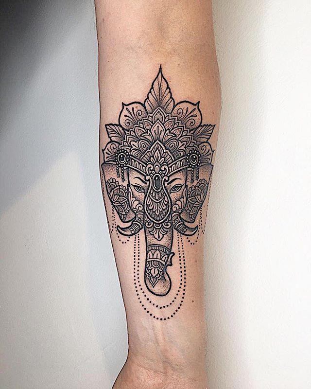 Ganesha Tattoo Bali Tattoo Artist In 2020 Ganesha Tattoo Sleeve Tattoos Classy Tattoos