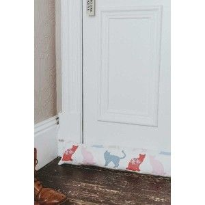 Cat Lovers Draught Excluders - Jolly & Bea's Dog & Cat Accessories