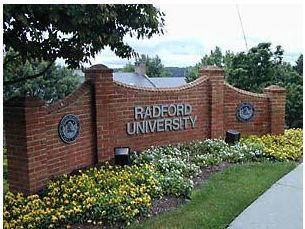 Radford University, Radford, VA