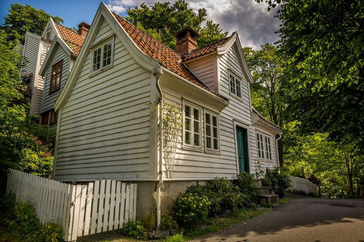 Old Bergen Nostalgia by Carl Alexander Hopland on 500px