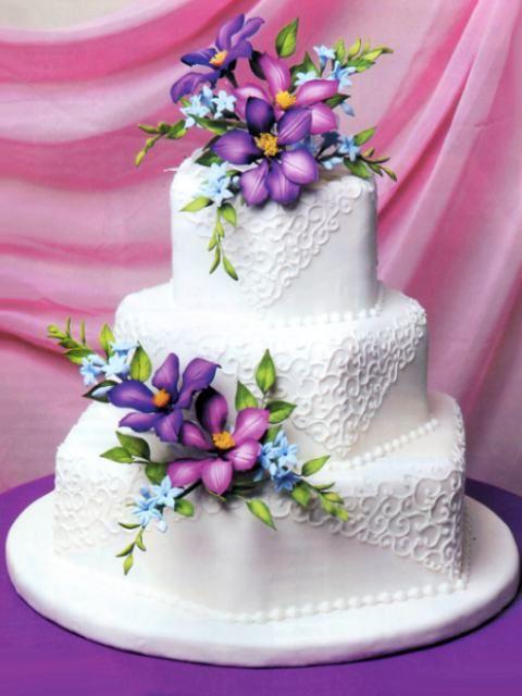 ramos de flores en celeste pastel de porcelana fria - Buscar con Google