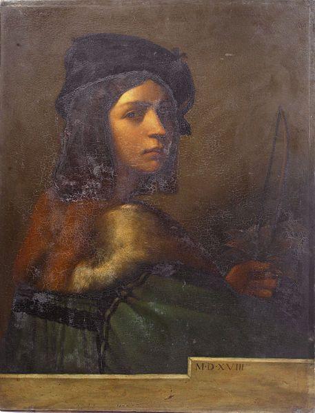 File:Self portrait, after Sebastiano del Piombo.jpg