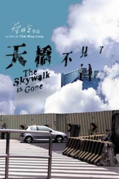 """The Skywalk is Gone"" (2002) de Tsai.Ming-liang. Visto el 20/10/2015"