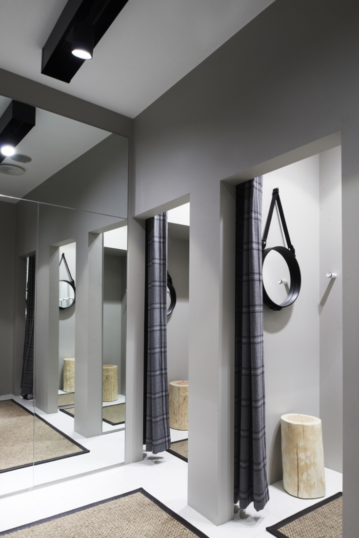 Stock Room Design: Fitting Rooms: A Collection Of Ideas To Try About Other