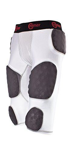 Cramer Skill 7 Pad Football Girdle With Integrated Hip, T… https://www.amazon.com/dp/B00KH8I6RE/ref=as_li_ss_tl?psc=1&linkCode=ll1&tag=sporty04-20&linkId=880cadeedae3325f74eb90b621833a04