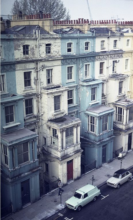 London, 70's