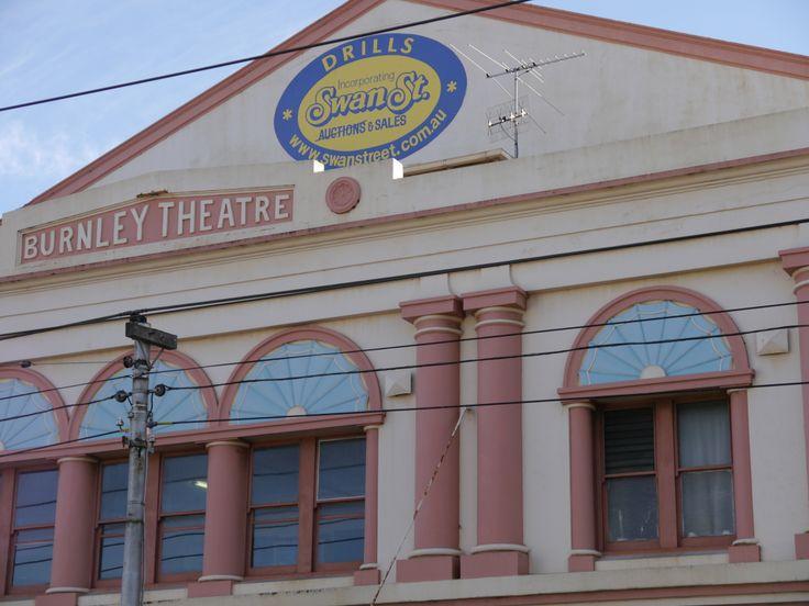 Burnley Theatre inc Swan Street Sales