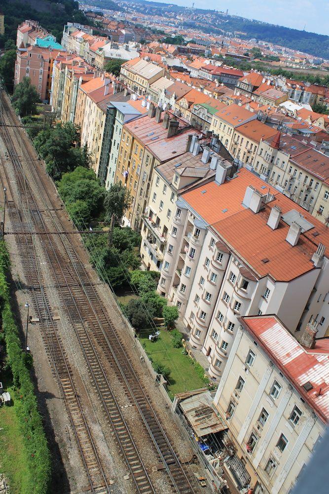 Most samobójców w Pradze