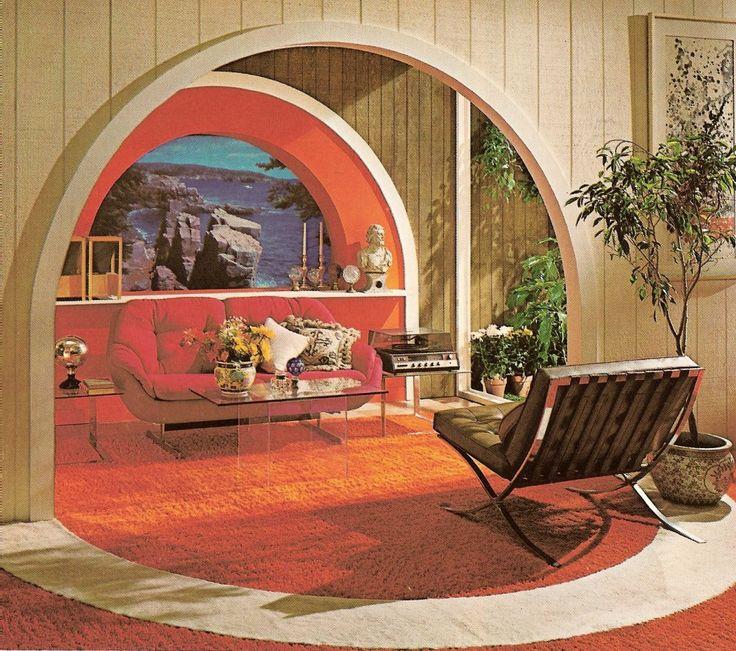 9 best 50s 60s Interior Trends images on Pinterest Vintage