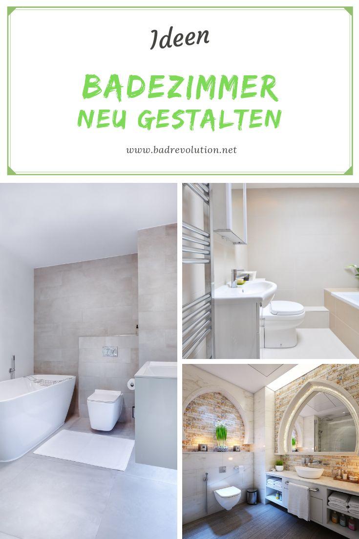 Badezimmer Ideen Planung neu gestalten