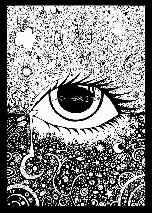 78 best Eyes to Color images on Pinterest Adult coloring, Drawings - new coloring pages for eye doctor