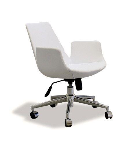 white modern office chair white rolling. eiffel arm office chair chairs onlinemodern chairsmodern officesoffice furniturewhite white modern rolling