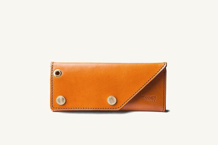 Leather Zip Around Wallet - everyday hero by VIDA VIDA tgBarndiw0