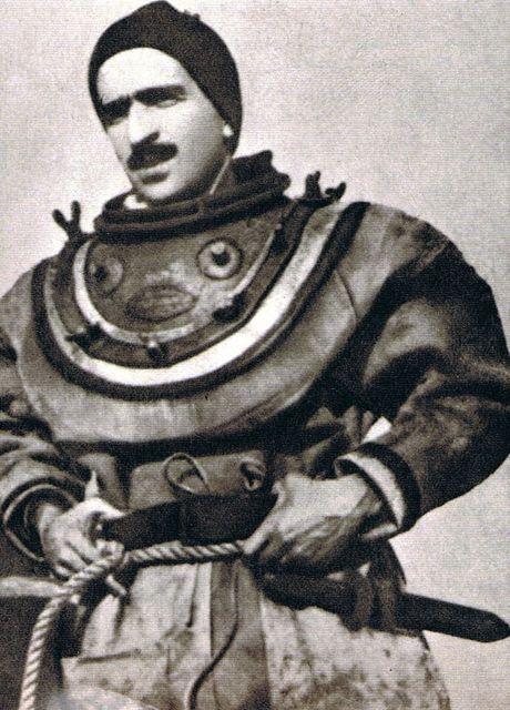 Italian Navy Captain Teseo Tesei (1909-1941)