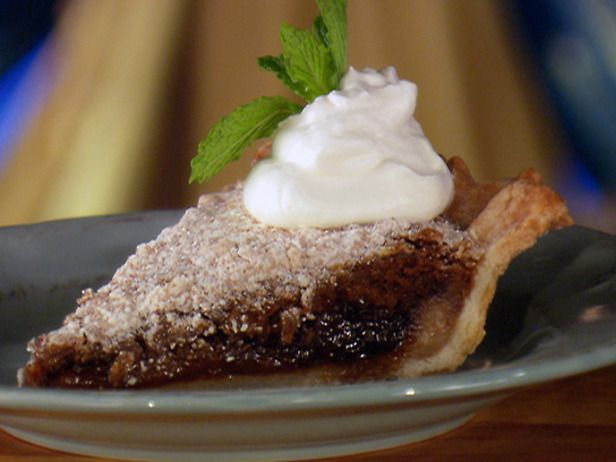 Shoo-Fly Pie.  Not only a Southern dessert (it just sounds like it), but also a Pennsylvania Dutch one.