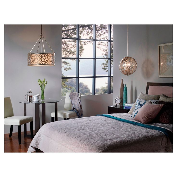 Arabesque pendant bedroom lightingbedroom