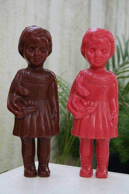 Clonette dolls by Cakau ♥, via Flickr