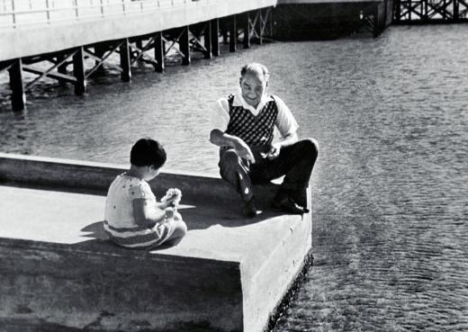 #Atatürk ve çocuklar
