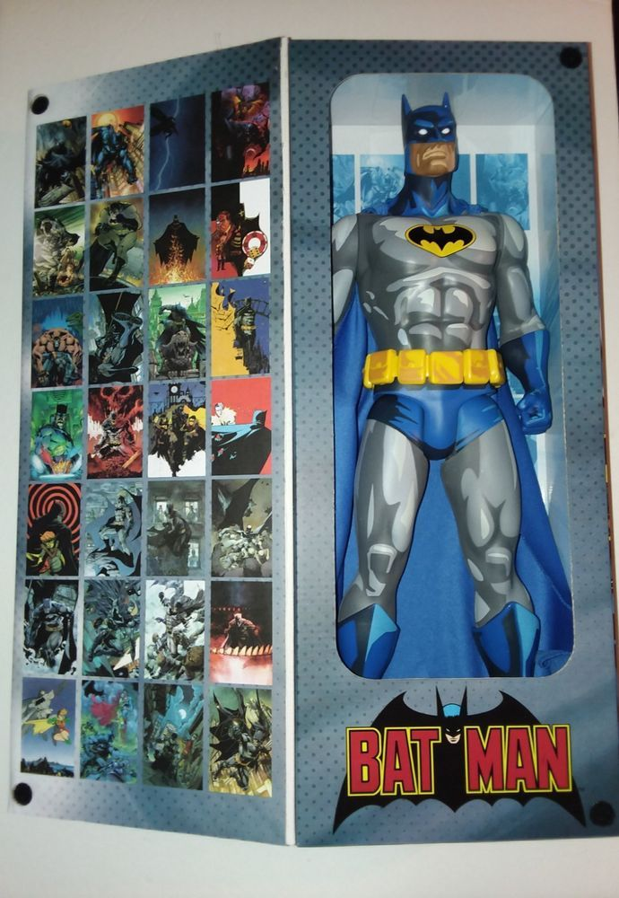 DC Comics Tribute Series Batman 19-Inch Big Figs Action Figure