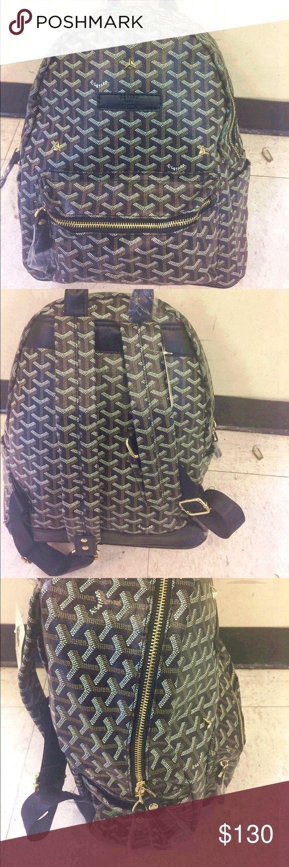 Goyard backpack New Bags Backpacks #bagsforsale