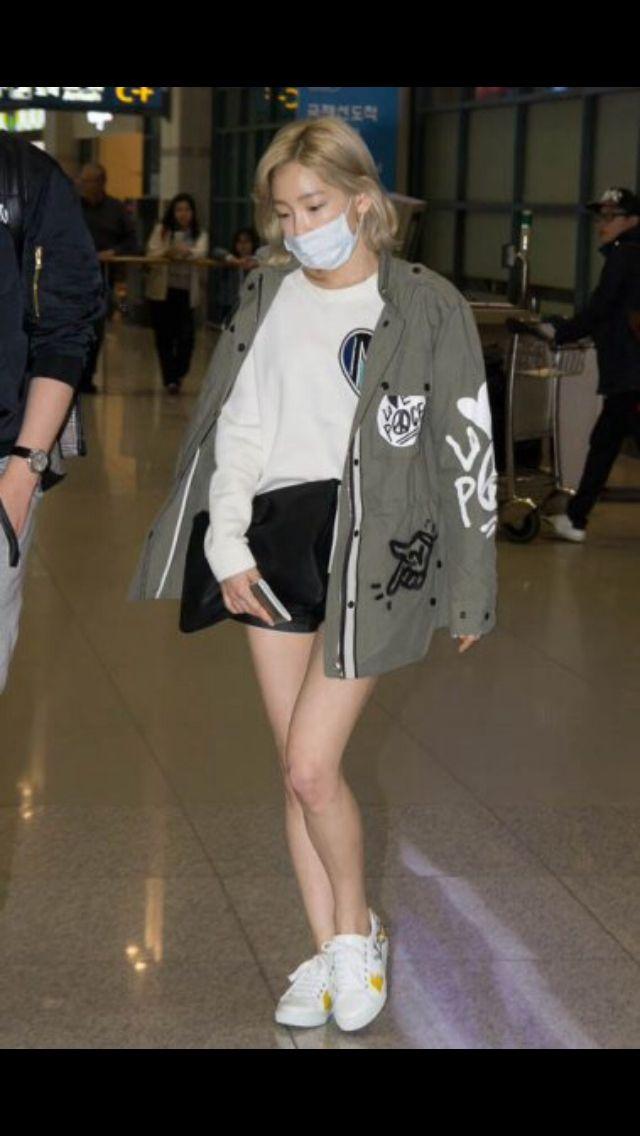 U300c2015Airport-Systemic-Fashion Taeyeonu300du306eu304au3059u3059u3081u753bu50cf 28 u4ef6 | Pinterest | u4ec1u5dddu3001u5c11u5973u6642u4ee3u3001u7a7au6e2f