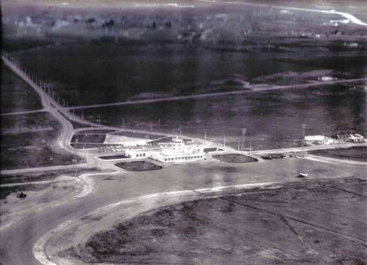 Αεροδρόμιο ΜΑΚΕΔΟΝΙΑ 1968