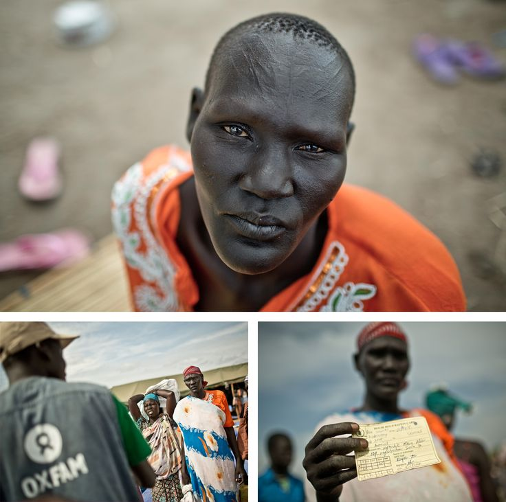 A major humanitarian crisis is unfolding in South Sudan where more than a million people have been forced from their homes by fighting. These people need water, food and protection from the violence. Click through to read one mother's incredible story of survival against all the odds. https://www.oxfamireland.org/blog/survival-south-sudan