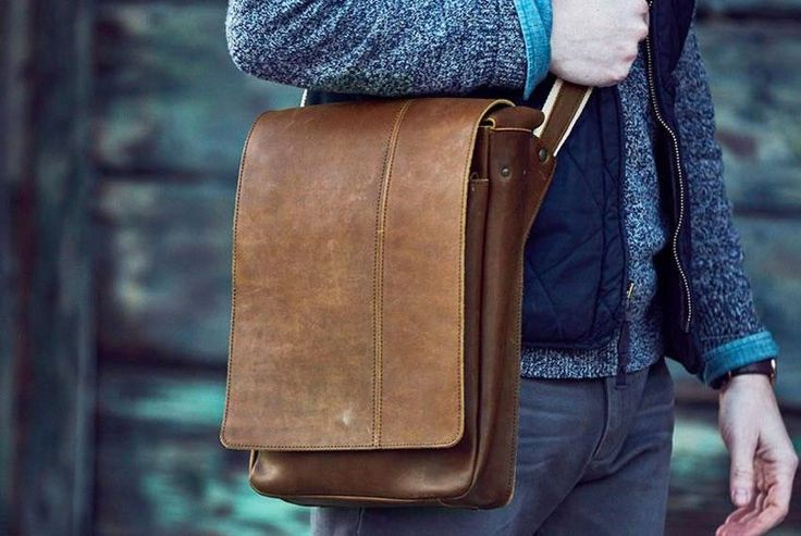 MacRumors Giveaway: Win an Adventure Leather Satchel for Your MacBook Pro From Intrepid Bag Co - Mac Rumors