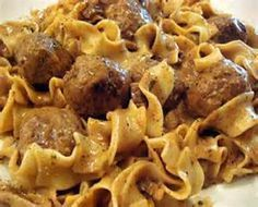 Weight Watchers Recipes - Swedish Meatballs- 6 Smart Points