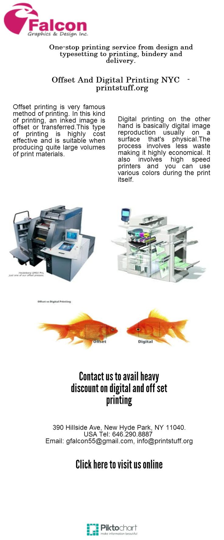 Offset printing is very famous method of printing. In this kind of printing, an inked image  is offset or transferred.This type of printing is highly cost effective and is suitable when  producing quite large volumes of print materials.