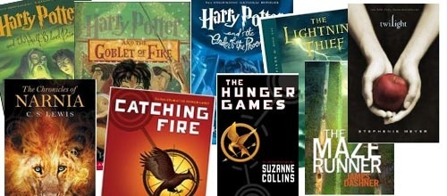 Top Teen Book Series 16