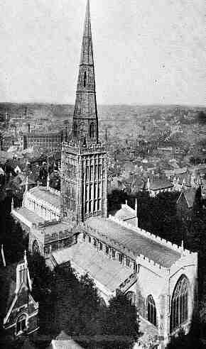 coventry before the blitz - Google Search