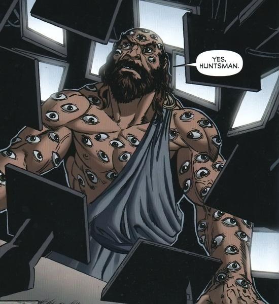 Marvel's Argus Panoptes, by Greg Pak.