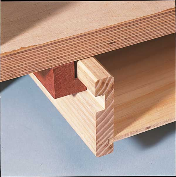 Build drawers yourself: What should be considered?
