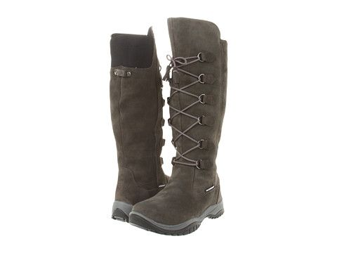 Baffin boots!  That's right ladies. I can be warm and stylish. Thank you Baffin ;) I bought these in charcoal. Love them so much!!!!