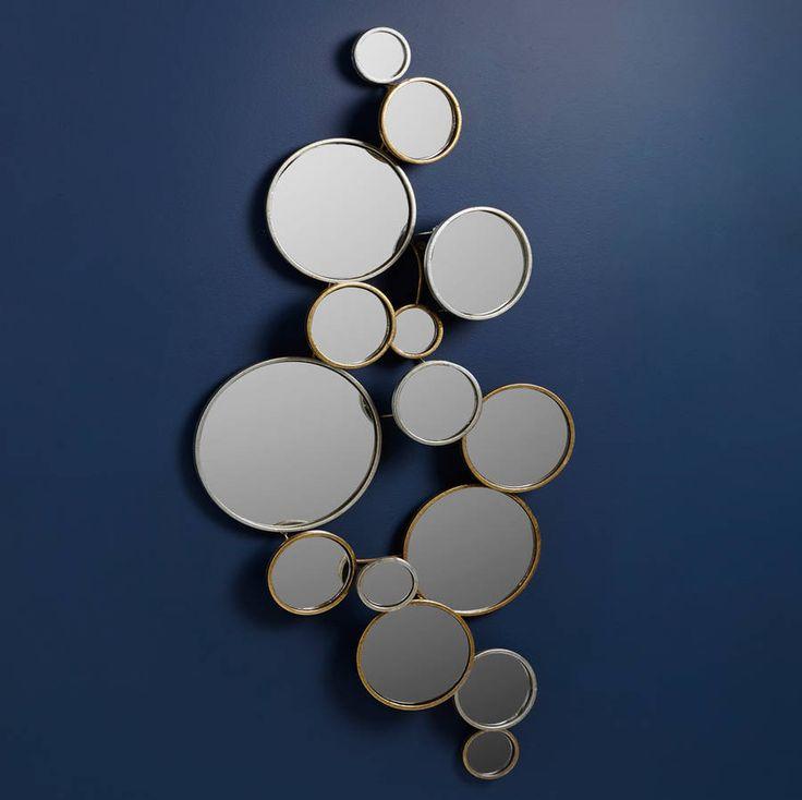 Circles Wall Mirror