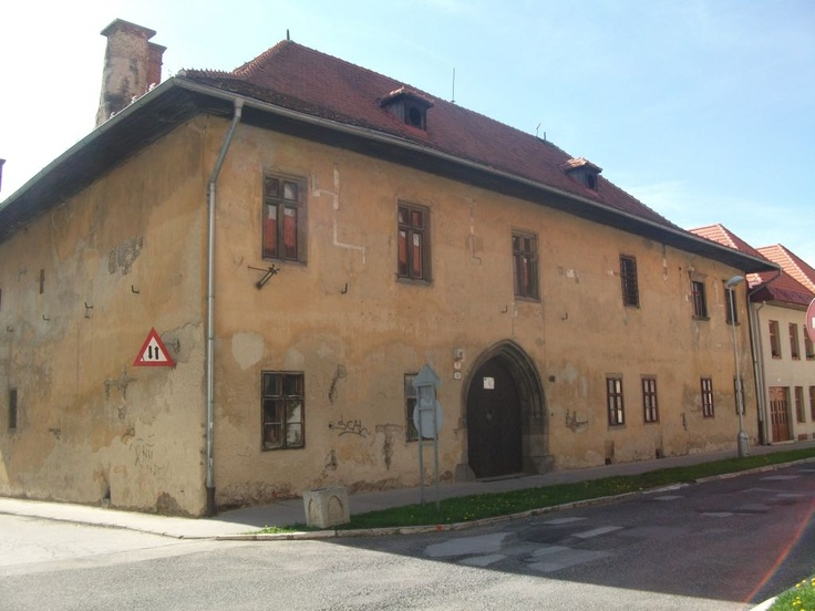Old house in Levoca