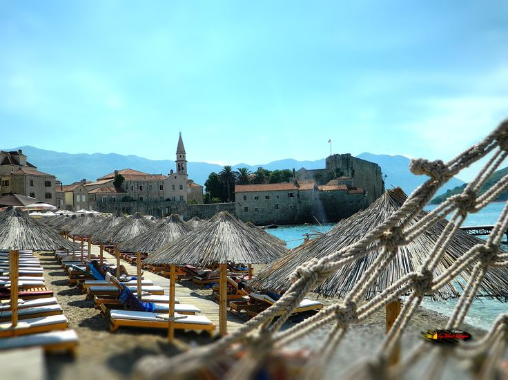 Old Budva, Montenegro, Nikon Coolpix L310, 6.2mm, 1/320s,ISO80,f/9.4, HDR-Art/Tilt-Shift photography, 201607050938