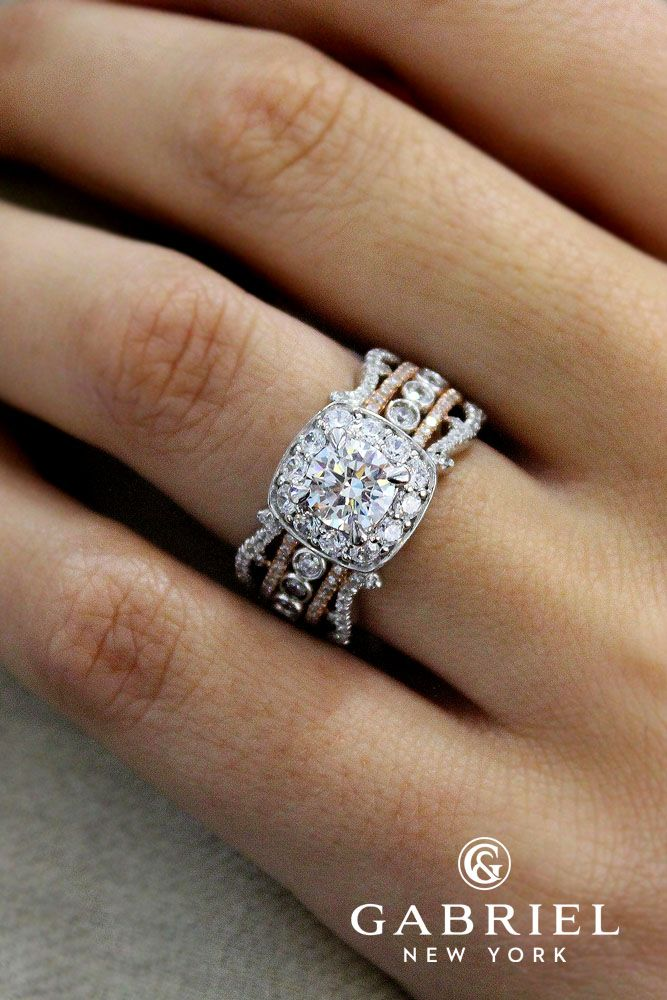 Most Popular Engagement Rings For Women ❤ See more: http://www.weddingforward.com/engagement-rings-for-women/ #weddings