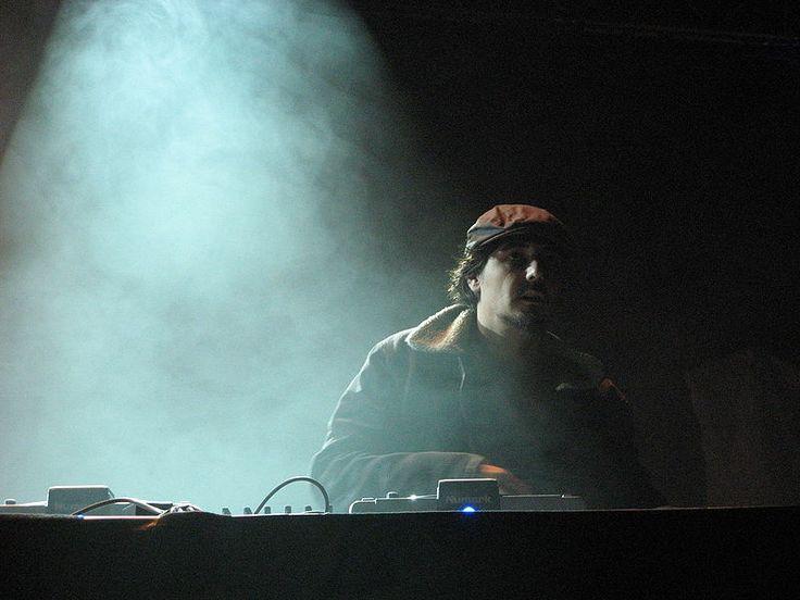 ✓AMON ADONAI SANTOS DE ARAÚJO TOBIN ~ aka Amon Tobin ~ a king among electronic musicians
