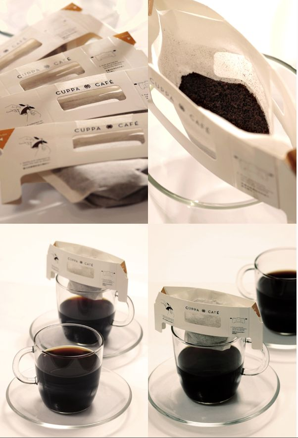 Cuppa Café, the first filter coffee brand in Hong Kong, offers disposable paper filter and capsules as an accessible, convenient and high standard option.