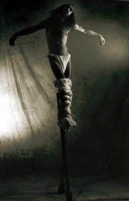 """la danza de los malditos """"Cristo"""" 1997 Cayetano Ferrandez"""