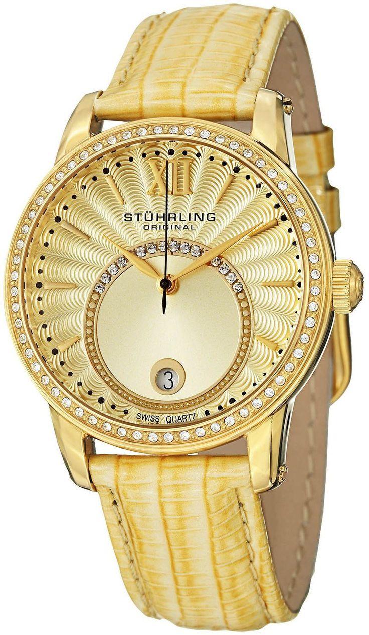 Reloj Stuhrling Original Vogue Audrey Amanecer de cuarzo suizo  | Antes: $1,275,000.00, HOY: $296,000.00
