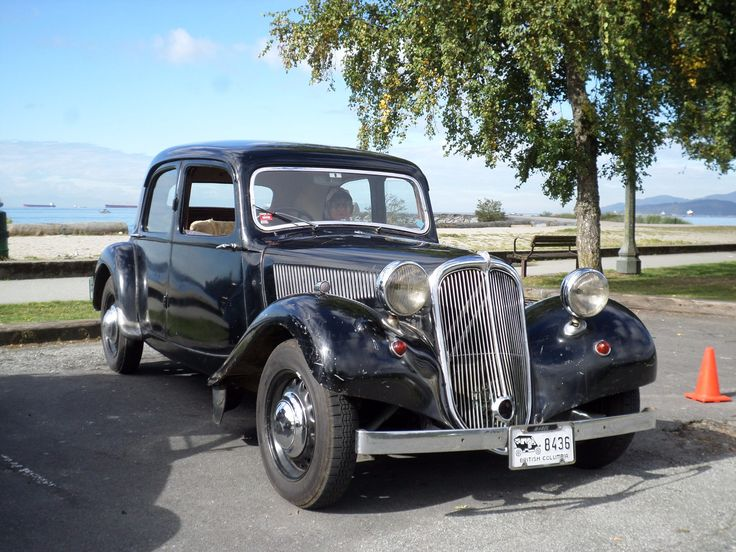 1949 Citroen Traction Avant Light Fifteen